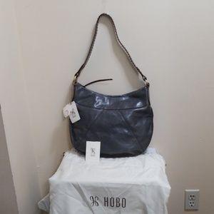 HOBO Dharma shpulder bag in graphite